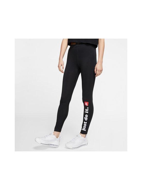 Nike - W Sportswear Club -leggingsit - 010 BLACK/WHITE | Stockmann - photo 3