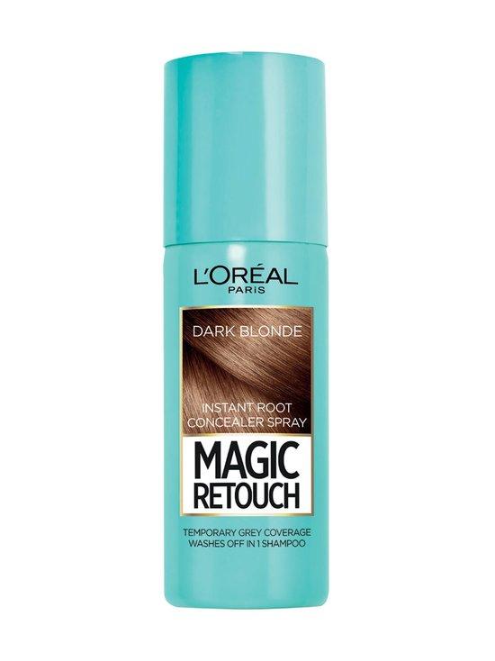 L'Oréal Paris - Magic Retouch -suihkutettava tyvisävyte - DARK BLONDE   Stockmann - photo 1