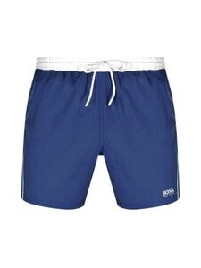 BOSS - Starfish-uimashortsit - 429 MEDIUM BLUE | Stockmann