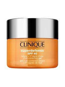 Clinique - Superdefense Gel SPF 40 -kosteusgeeli 30 ml | Stockmann