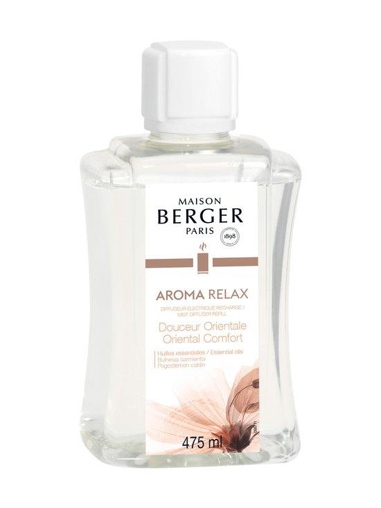 Lampe Berger - Aroma Relax Oriental Comfort -täyttöpakkaus 475 ml - NOCOL   Stockmann - photo 1