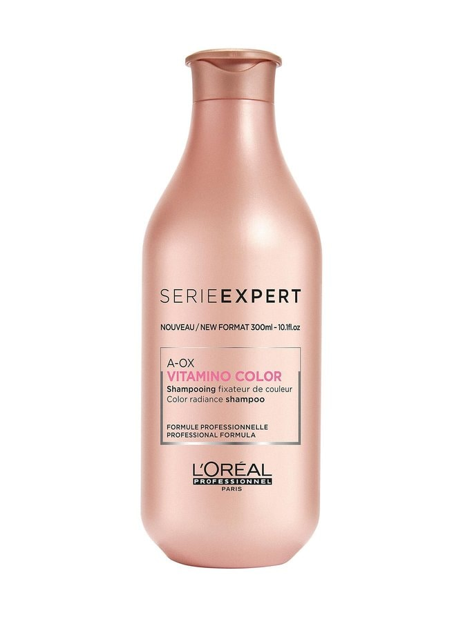 Série Expert Vitamino Color A-OX -shampoo 300 ml