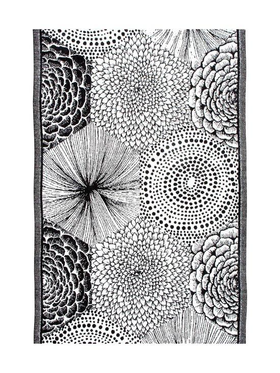 Lapuan Kankurit - Ruut-pyyhe 48 x 70 cm - MUSTA/VALKOINEN | Stockmann - photo 2