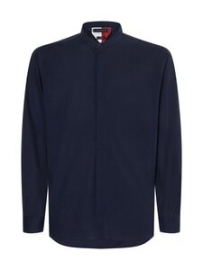 Tommy Hilfiger Tailored - Tailored Elevated Pique Knitted -paita - DCA NAVY IRIS   Stockmann