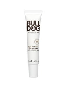 Bulldog Natural Skincare - Age Defence Eye Roll-On -silmänympärysvoide 15 ml | Stockmann