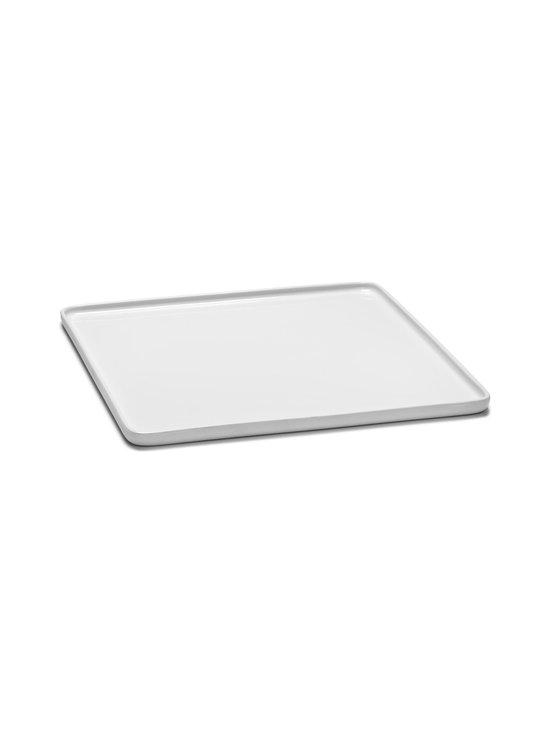 Serax - Heii Plate Square -lautanen 28 x 28 cm - WHITE   Stockmann - photo 1