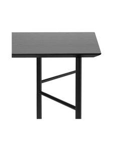 Ferm Living - Mingle-pöytälevy 160 x 90 cm - BLACK (MUSTA) | Stockmann