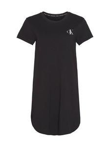 Calvin Klein Underwear - S/S Nightshirt -yöpaita - 001 BLACK | Stockmann