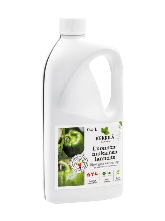 Kekkilä - Luonnonmukainen lannoite 0,5 l - null | Stockmann - photo 1
