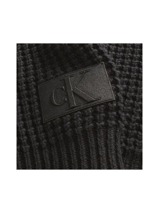 Calvin Klein Jeans - Textured Striped -neule - BAE CK BLACK | Stockmann - photo 6