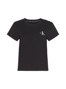 Calvin Klein Underwear - S/S Crew Neck -paita - 001 BLACK | Stockmann