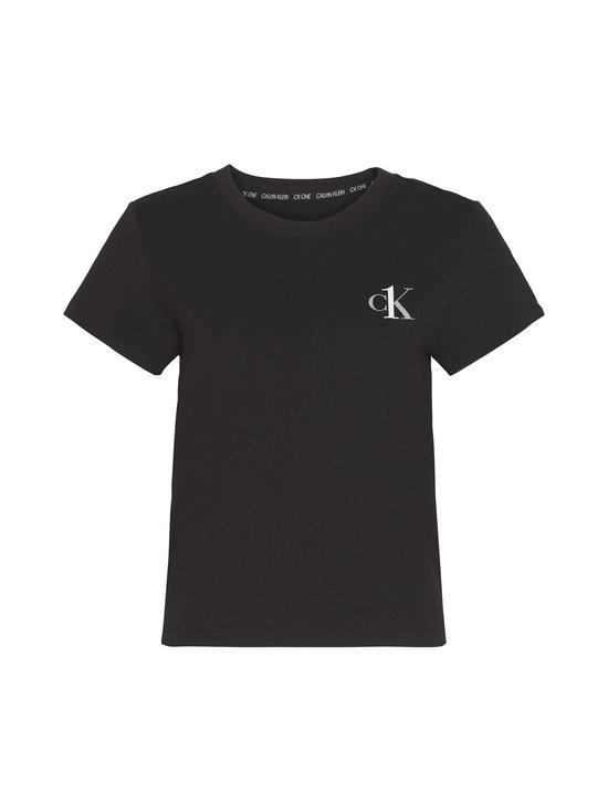 Calvin Klein Underwear - S/S Crew Neck -paita - 001 BLACK | Stockmann - photo 1