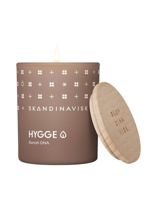 Skandinavisk - HYGGE-tuoksukynttilä 65 g - CAMEL BROWN | Stockmann - photo 2