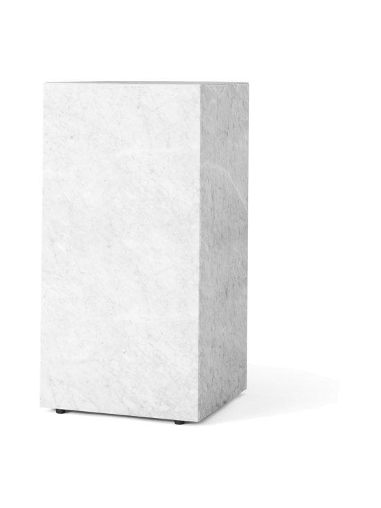 Menu - Plinth Tall -sivupöytä - VALKOINEN | Stockmann - photo 1