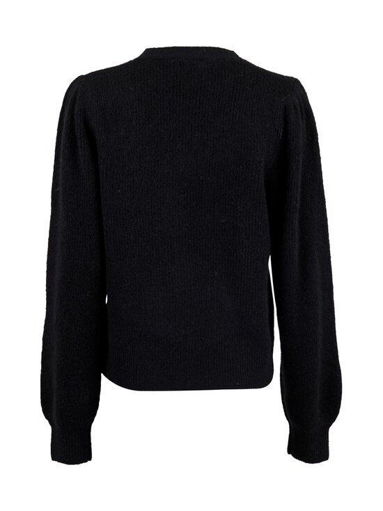 Neo Noir - Gimma Knit Cardigan -villasekoiteneuletakki - 100 BLACK | Stockmann - photo 2
