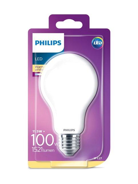 LEDClassic 11,5W (100W) A65 E27 -lamppu