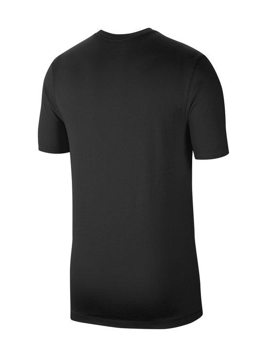 Nike - Swoosh Tee -paita - 010 BLACK/WHITE | Stockmann - photo 2