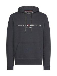 Tommy Hilfiger - Tommy Logo Hoody -huppari - P9X DARK GREY HEATHER | Stockmann