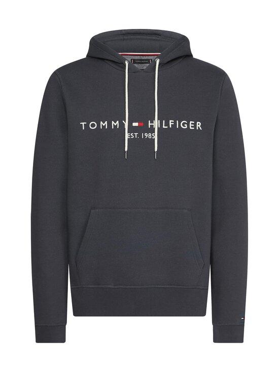 Tommy Hilfiger - Tommy Logo Hoody -huppari - P9X DARK GREY HEATHER | Stockmann - photo 1