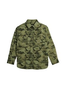 Cube Co - Mark Overshirt -paita - CAMO AOP | Stockmann