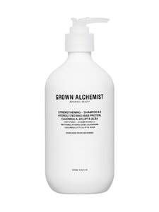 Grown Alchemist - Strengthening - Shampoo 0.2 -shampoo 500 ml - null | Stockmann