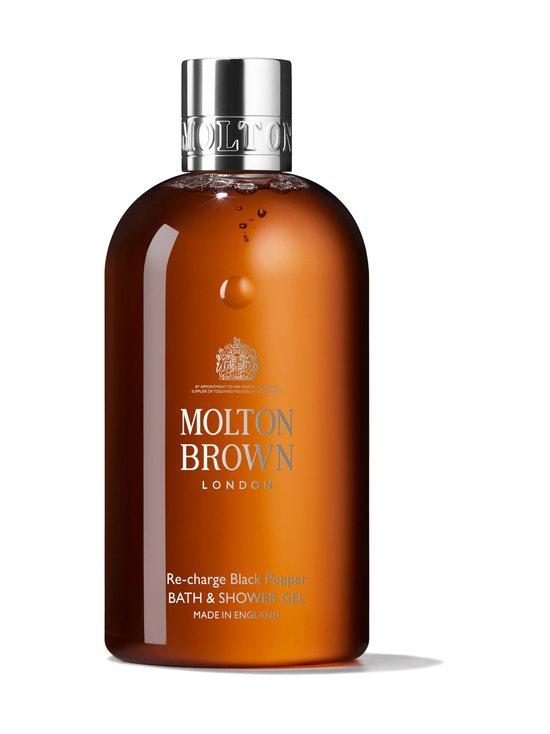 Molton Brown - Re-charge Black Pepper Bath & Shower Gel -suihkugeeli 300 ml - NO COLOR | Stockmann - photo 1