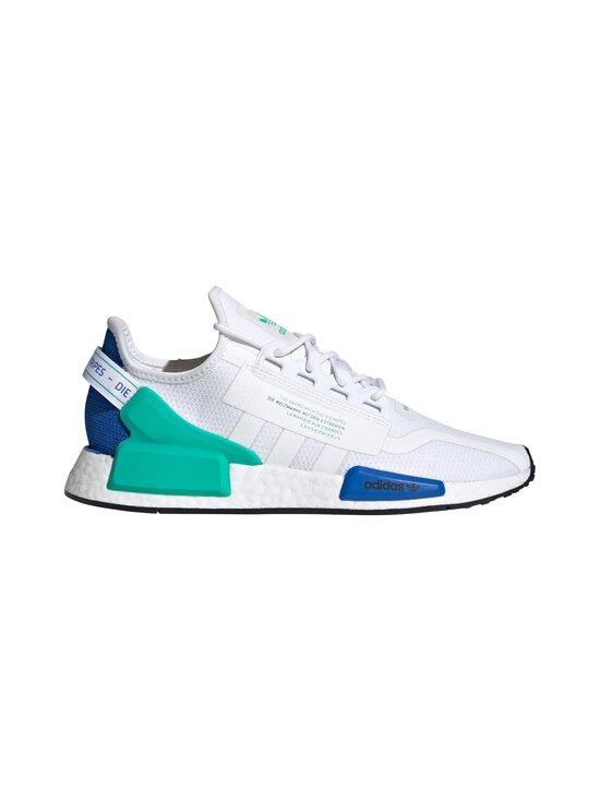 adidas Originals - NMD_R1 V2 -sneakerit - CLOUD WHITE/CLOUD WHITE/CORE BLACK   Stockmann - photo 1