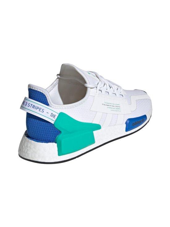adidas Originals - NMD_R1 V2 -sneakerit - CLOUD WHITE/CLOUD WHITE/CORE BLACK   Stockmann - photo 6