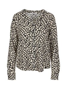 cut & pret - Jane-pusero - BLACK/CREAM PAINTED DOTS | Stockmann