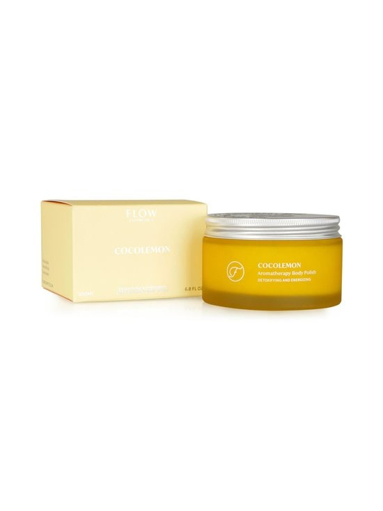 Flow Cosmetics - CocoLemon Aromatherapy Body Polish-vartalokuorinta 200 ml - NOCOL | Stockmann - photo 1