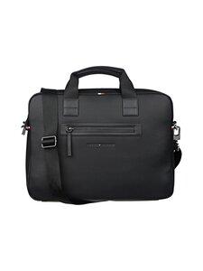 Tommy Hilfiger - Essential Computer Bag -laukku - BDS BLACK | Stockmann
