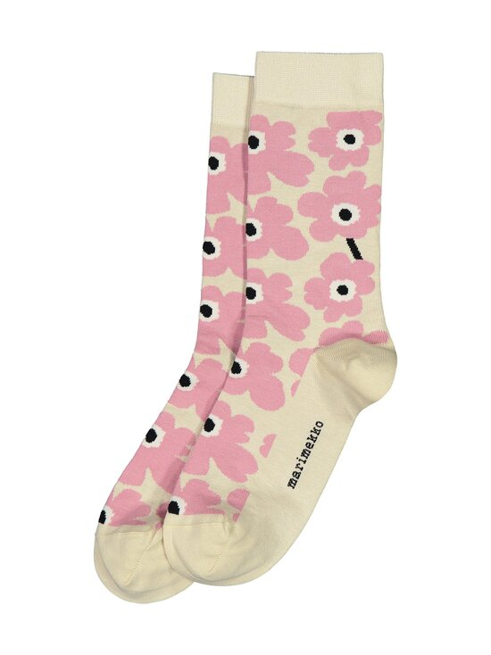 Marimekko - Hieta Unikko -sukat - 839 L.BEIGE, ROSE, BLACK | Stockmann - photo 1