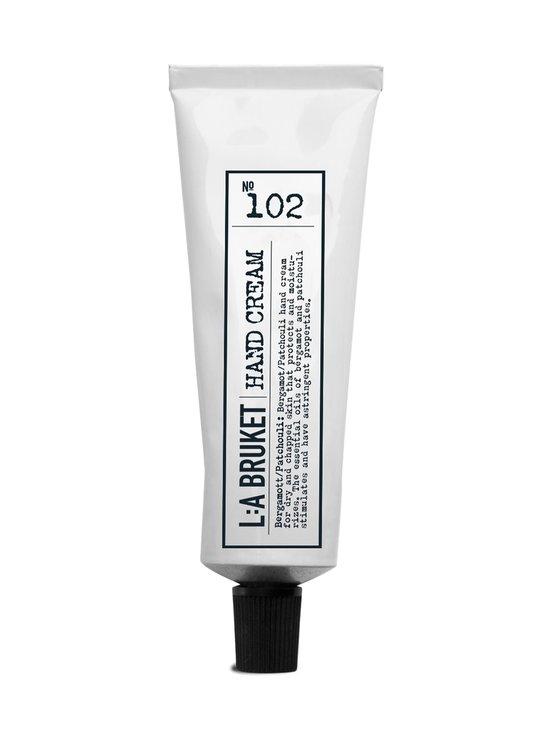 L:A Bruket - No 102 Hand Cream Bergamot/Patchouli -käsivoide 30 ml - NOCOL   Stockmann - photo 1