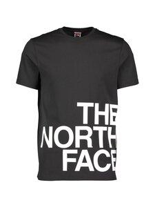 The North Face - M Graphic Flow -paita - NM91 TNFBLACK/TNFWHITE/TNFWHIT | Stockmann
