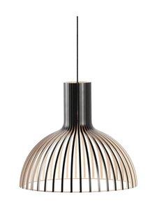 Secto Design - Victo Small Pendant Birch -kattovalaisin - BLACK | Stockmann