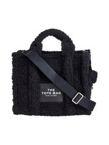 Marc Jacobs - The Teddy Small Traveler Tote Bag -laukku - 001 BLACK | Stockmann