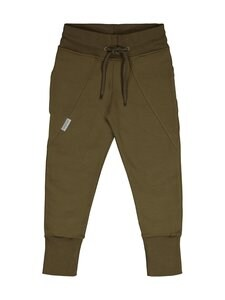 Gugguu - Slim Baggy -collegehousut - OLIVE GREEN | Stockmann