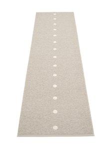 Pappelina - Peg-matto 70 x 280 cm - LINEN/VANILLA | Stockmann
