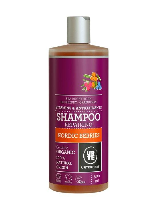 Urtekram - Nordic Berries -shampoo 500 ml - NOCOL | Stockmann - photo 1