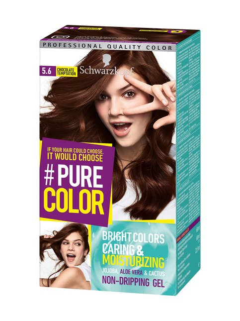 Pure Color -kestoväri