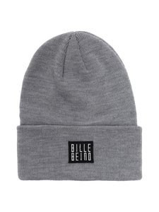BILLEBEINO - Text Brick Beanie -pipo - GREY | Stockmann