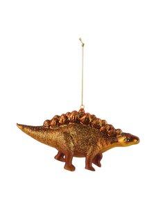 Casa Stockmann - Dinosaurus-joulukoriste - BROWN | Stockmann