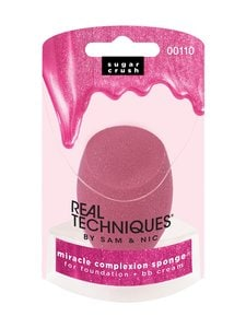 Real Techniques - Sugar Crush - Miracle Complexion Sponge Berry -meikkisieni - null | Stockmann