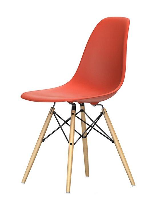 Vitra - Eames DSW -tuoli - POPPY RED (ORANSSINPUNAINEN) | Stockmann - photo 1