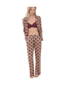 Mey - Pants Ilaria -pyjamahousut - 9 LOVE ROUGE | Stockmann