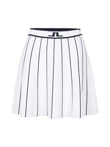 J.Lindeberg - Bay Knitted Golf Skirt -hame - 0000 WHITE | Stockmann