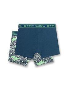 Sanetta - Bokserit 2-pack - 50333 BLUE TEAL | Stockmann