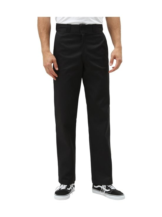 Original Fit Straight Leg Work Pant 874 -housut