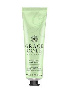 Grace Cole - Grapefruit Lime & Mint Hand & Nail Cream -käsivoide 30 ml | Stockmann
