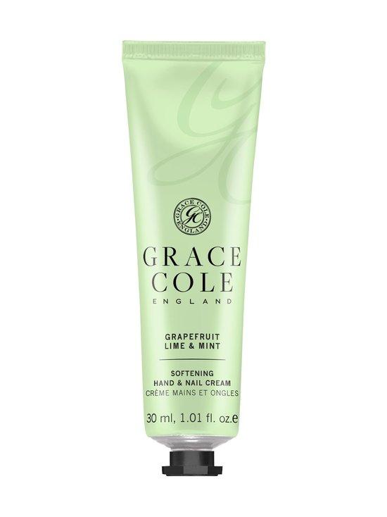 Grace Cole - Grapefruit Lime & Mint Hand & Nail Cream -käsivoide 30 ml - null   Stockmann - photo 1